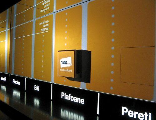 LAFARGE. Interactive Video Installation