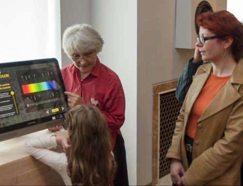 Multimedia Installations Accessible for People with Disabilities